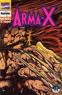Cover Thumbnail for Arma-X (Planeta DeAgostini, 1992 series) #5