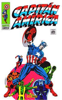 Cover Thumbnail for Marvel Gold. Capitán América (Panini España, 2011 series) #2 - El Hombre Bajo la Máscara