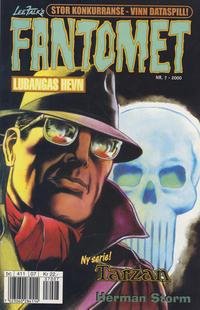 Cover Thumbnail for Fantomet (Hjemmet / Egmont, 1998 series) #7/2000