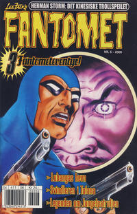 Cover Thumbnail for Fantomet (Hjemmet / Egmont, 1998 series) #6/2000