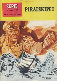 Cover Thumbnail for Seriemagasinet (Serieforlaget / Se-Bladene / Stabenfeldt, 1951 series) #4/1963