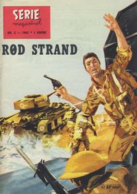 Cover Thumbnail for Seriemagasinet (Serieforlaget / Se-Bladene / Stabenfeldt, 1951 series) #2/1963