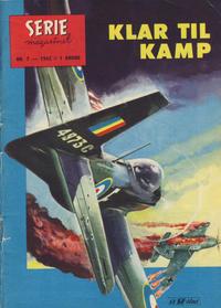 Cover Thumbnail for Seriemagasinet (Serieforlaget / Se-Bladene / Stabenfeldt, 1951 series) #7/1962