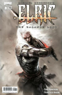 Cover Thumbnail for Elric: The Balance Lost (Boom! Studios, 2011 series) #8