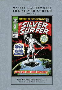 Cover Thumbnail for Marvel Masterworks: Silver Surfer (Marvel, 2003 series) #1 [Regular Edition]