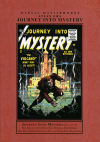 Cover Thumbnail for Marvel Masterworks: Atlas Era Journey Into Mystery (Marvel, 2008 series) #4 [Regular Edition]