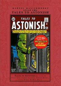 Cover Thumbnail for Marvel Masterworks: Atlas Era Tales to Astonish (Marvel, 2006 series) #4 [Regular Edition]