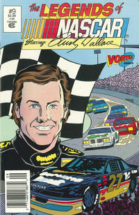 Cover Thumbnail for The Legends of NASCAR (Vortex, 1991 series) #9