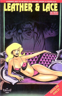 Cover Thumbnail for Leather & Lace (Malibu, 1989 series) #2 [Adults Only]