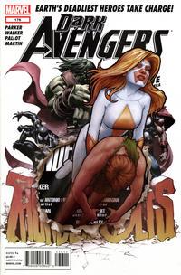 Cover Thumbnail for Dark Avengers (Marvel, 2012 series) #176