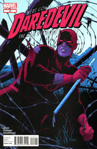 Cover Thumbnail for Daredevil (Marvel, 2011 series) #15