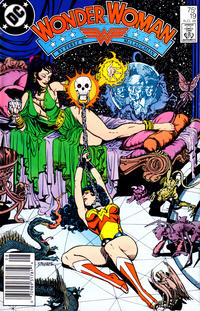 Cover for Wonder Woman (DC, 1987 series) #19