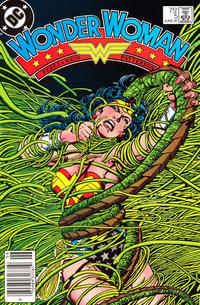 Cover Thumbnail for Wonder Woman (DC, 1987 series) #5 [Newsstand]