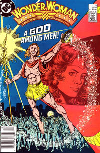 Cover Thumbnail for Wonder Woman (DC, 1987 series) #23 [Newsstand]