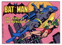 Cover Thumbnail for Batman [Post Cereals Mini-Comic] (DC, 1979 series)