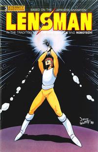 Cover Thumbnail for Lensman (Malibu, 1990 series) #3