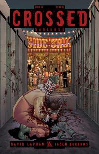 Cover Thumbnail for Crossed Badlands (Avatar Press, 2012 series) #10 [Regular Cover - Jacen Burrows]