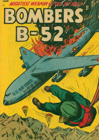 Cover Thumbnail for Bombers B-52 (Magazine Management, 1957 ? series)