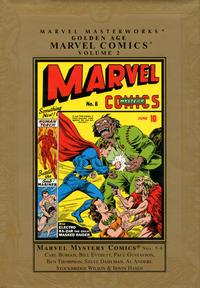 Cover Thumbnail for Marvel Masterworks: Golden Age Marvel Comics (Marvel, 2004 series) #2 [Regular Edition]