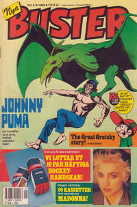 Cover Thumbnail for Buster (Semic, 1970 series) #5/1988