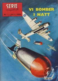 Cover Thumbnail for Seriemagasinet (Serieforlaget / Se-Bladene / Stabenfeldt, 1951 series) #7/1961
