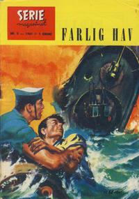 Cover Thumbnail for Seriemagasinet (Serieforlaget / Se-Bladene / Stabenfeldt, 1951 series) #5/1961