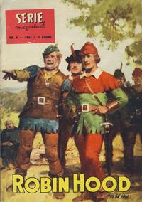 Cover Thumbnail for Seriemagasinet (Serieforlaget / Se-Bladene / Stabenfeldt, 1951 series) #4/1961