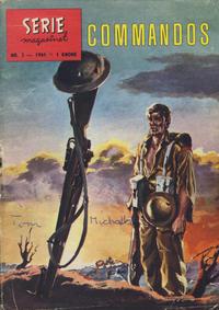 Cover Thumbnail for Seriemagasinet (Serieforlaget / Se-Bladene / Stabenfeldt, 1951 series) #3/1961