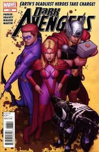Cover Thumbnail for Dark Avengers (Marvel, 2012 series) #178