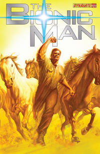 Cover Thumbnail for Bionic Man (Dynamite Entertainment, 2011 series) #11