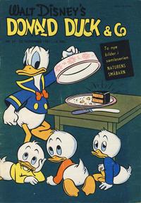 Cover Thumbnail for Donald Duck & Co (Hjemmet / Egmont, 1948 series) #47/1961