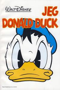 Cover Thumbnail for Bilag til Donald Duck & Co (Hjemmet / Egmont, 1997 series) #28/2012
