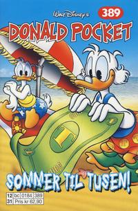 Cover Thumbnail for Donald Pocket (Hjemmet / Egmont, 1968 series) #389