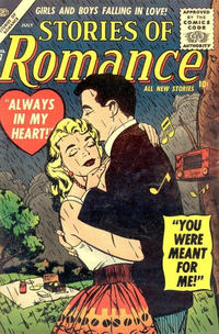 Cover Thumbnail for Stories of Romance (Marvel, 1956 series) #7