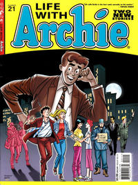 Cover Thumbnail for Life with Archie (Archie, 2010 series) #21