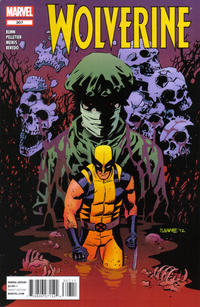Cover Thumbnail for Wolverine (Marvel, 2010 series) #307