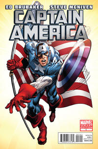 Cover Thumbnail for Captain America (Marvel, 2011 series) #1 [Neal Adams Variant]