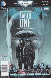 Cover Thumbnail for Batman: Earth One Special Preview Edition (DC, 2012 series)