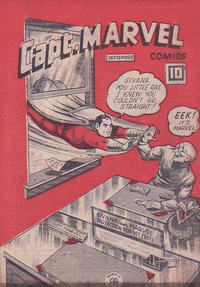 Cover Thumbnail for Captain Marvel Comics (Anglo-American Publishing Company Limited, 1942 series) #v4#9