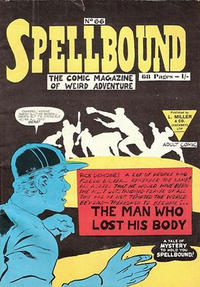 Cover Thumbnail for Spellbound (L. Miller & Son, 1960 ? series) #66