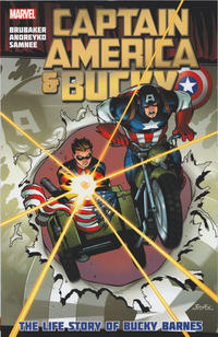 Cover Thumbnail for Captain America and Bucky: The Life Story of Bucky Barnes (Marvel, 2012 series)