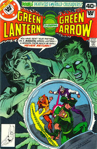 Cover for Green Lantern (DC, 1976 series) #118