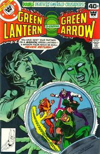Cover for Green Lantern (DC, 1976 series) #118 [Whitman Variant]