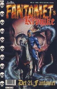 Cover Thumbnail for Fantomets krønike (Semic, 1989 series) #6/1995