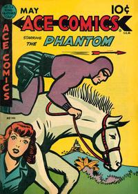 Cover Thumbnail for Ace Comics (David McKay, 1937 series) #146