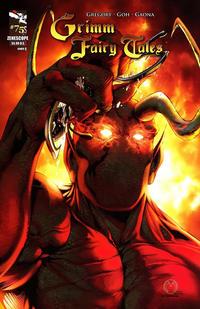 Cover Thumbnail for Grimm Fairy Tales (Zenescope Entertainment, 2005 series) #75 [Cover C - Marat Mychaels]