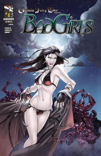 Cover Thumbnail for Grimm Fairy Tales Presents Bad Girls (Zenescope Entertainment, 2012 series) #1 [Cover B]