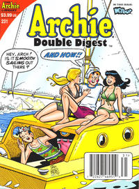 Cover Thumbnail for Archie Double Digest (Archie, 2011 series) #231 [Newsstand]