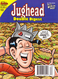 Cover Thumbnail for Jughead's Double Digest (Archie, 1989 series) #183 [Newsstand]