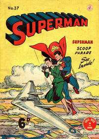 Cover Thumbnail for Superman (K. G. Murray, 1947 series) #37